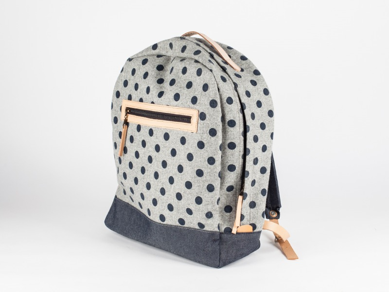 Backpack Felt Grey 3