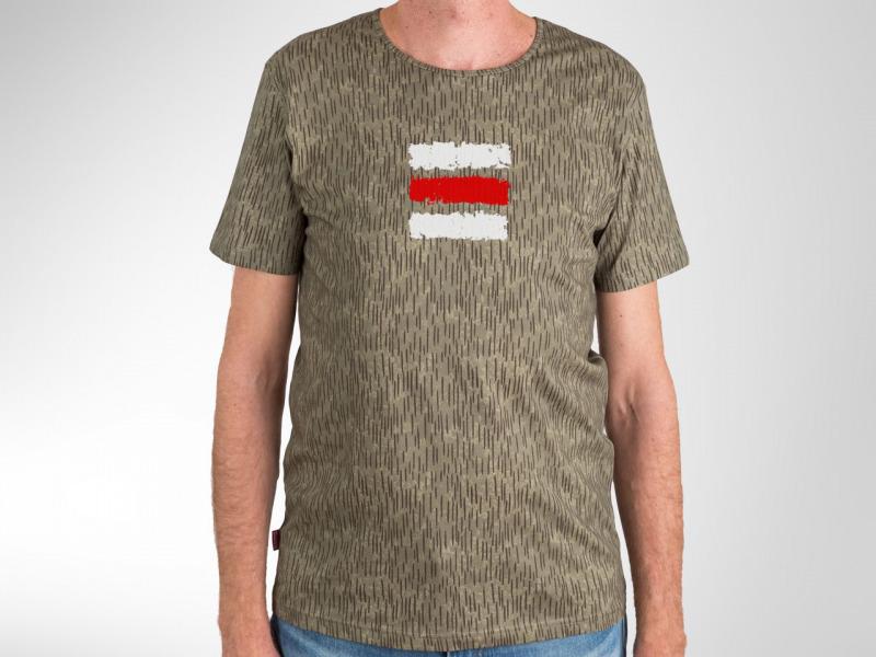 27169ae9129a Pánske tričká s autorským dizajnom — Kompot.sk