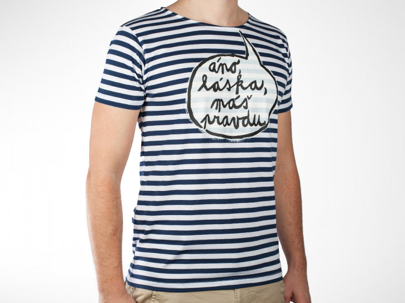 3c5cd99464f4 pánske tričko máš pravdu